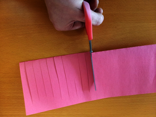 Как сделать фонарики из бумаги своими руками поэтапно 52
