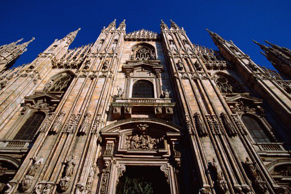 New Educational Tour to Italy: Photo of Milan Cathedral