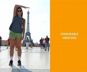 An Explorica student reflects on her educational trip to Paris, France